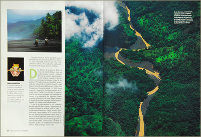 "Viajes de ""National Geographic"""